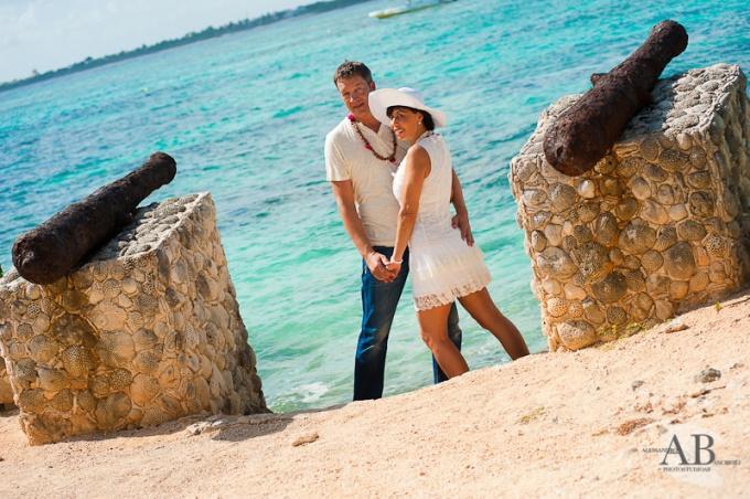 Wedding photo akumal003