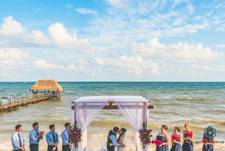 weddingceremonyrivieramaya