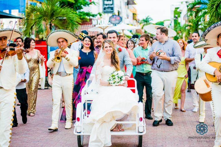 weddingparadefifthavenueplayadelcarmen