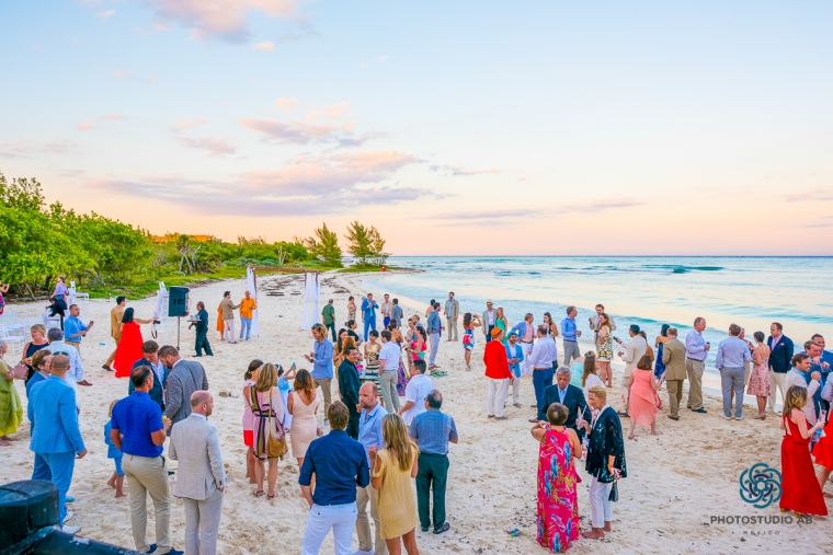 Weddinggrancoralbeach
