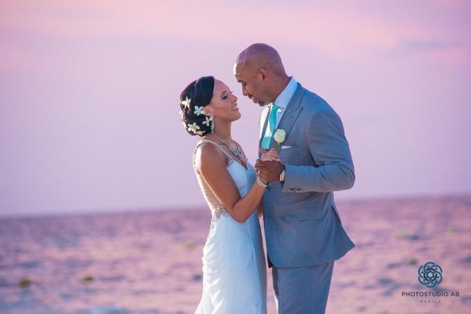 weddingcancunsunset