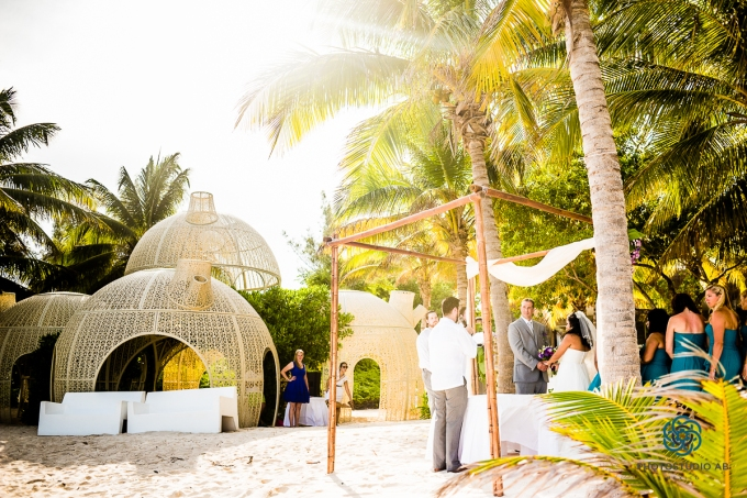 weddingceremonybeachplayadelcarmen