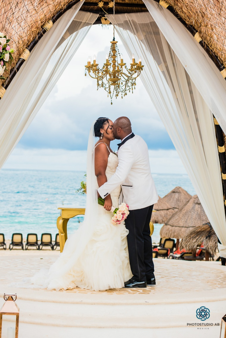 Wedding D And C Dreams Riviera Cancun